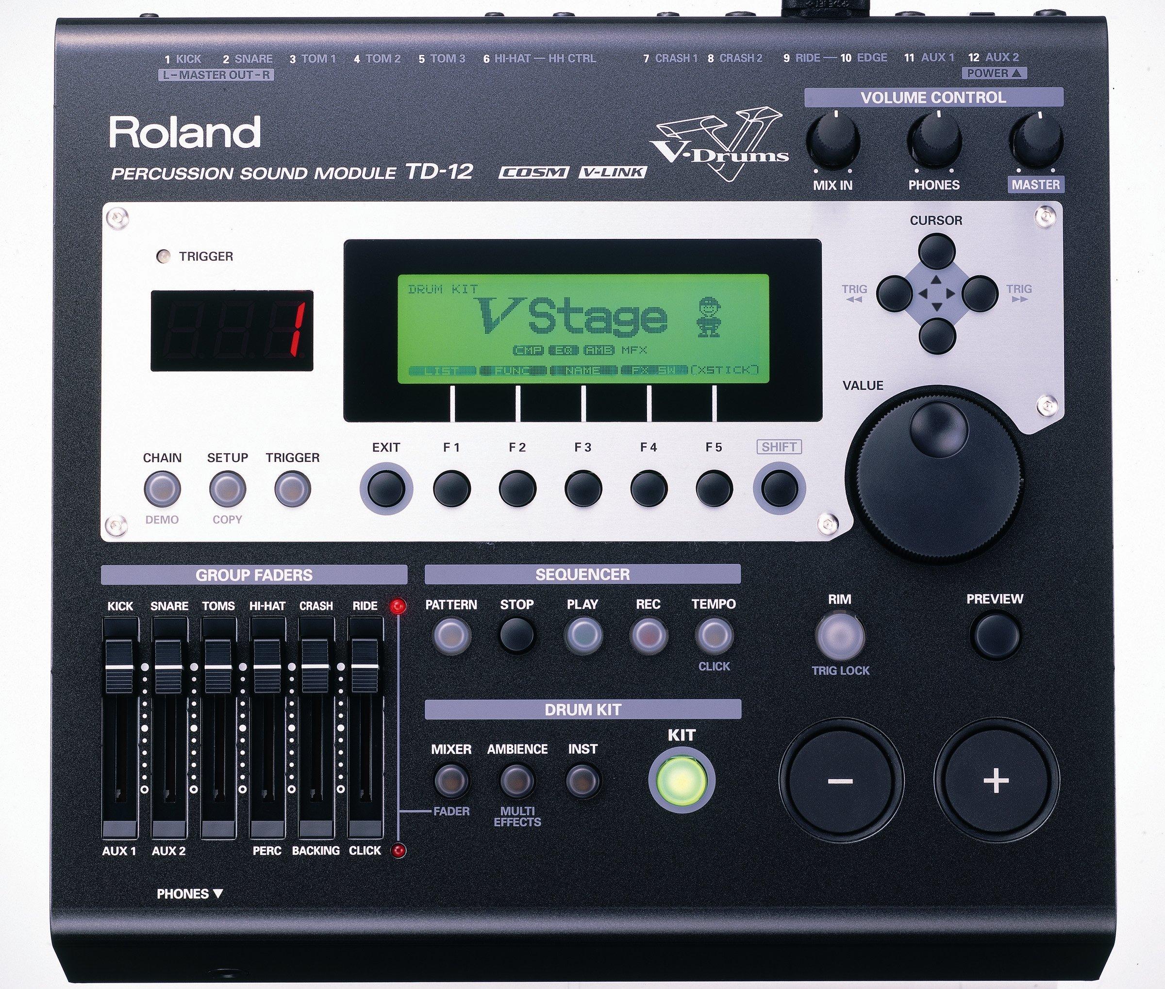 Roland TD-12