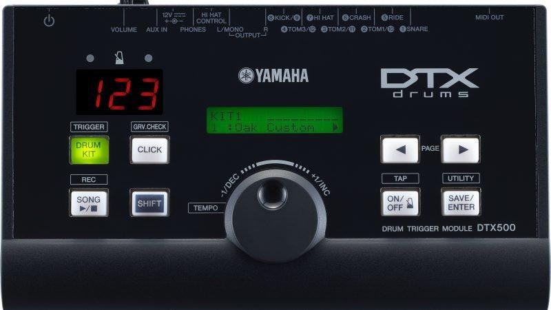 Yamaha DTX500