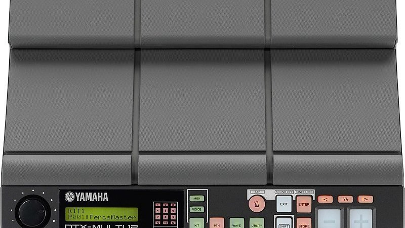 Yamaha DTX Multi12