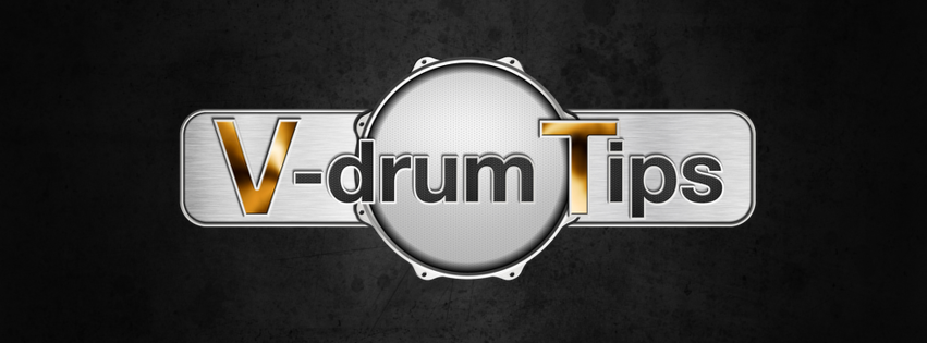 link image to v-drumtips.com